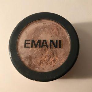 Emani Crushed Minerals Foundation Powder